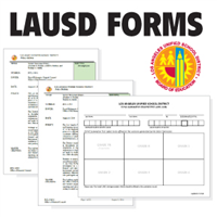 | LAUSD Forms and Publications |