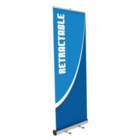 •  Retractable Banners